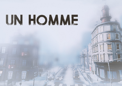 UN HOMME [2018]