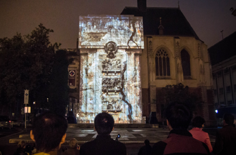 [CANCELLED] Video mapping Festival #3